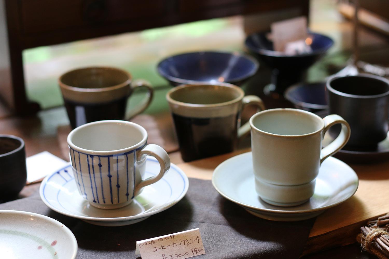 コーヒーカップ/製作