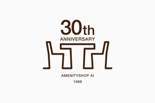 30周年ロゴ
